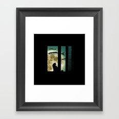 i have a dream Framed Art Print