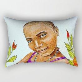 Nsoromma, Child of the Heavens Rectangular Pillow