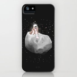 Lost in a Space / Phobosah iPhone Case