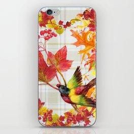A Grateful Heart iPhone Skin