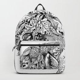 hidden fox Backpack