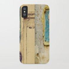 The Door iPhone X Slim Case