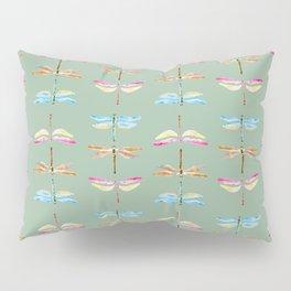 dragonflies are magic Pillow Sham