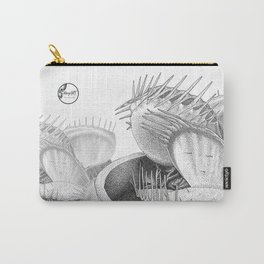 Venus Fly Trap Carry-All Pouch