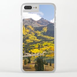 Autumn Colours at Trout Lake Clear iPhone Case