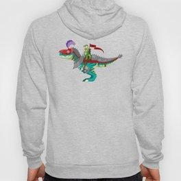 Dino Knight T-Rex Hoody