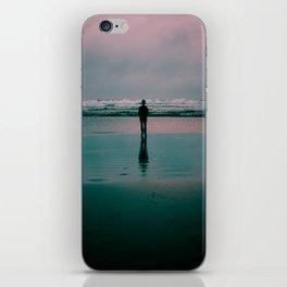 alone. iPhone Skin
