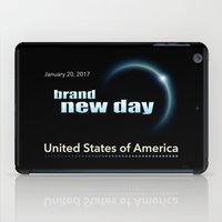 brand new iPad Cases featuring Brand New Day by politics