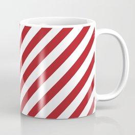 Candy Cane - Christmas Illustration Coffee Mug