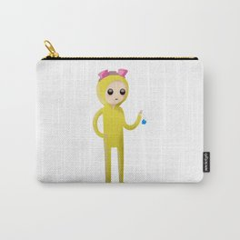 Jessie Pinkman Breaking Bad scientist Carry-All Pouch