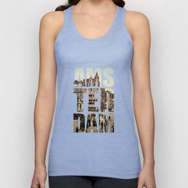 Old Amsterdam Unisex Tank Top