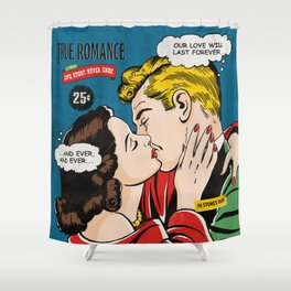 True Romance Shower Curtain