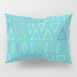 Going to the Beach Pillow Sham