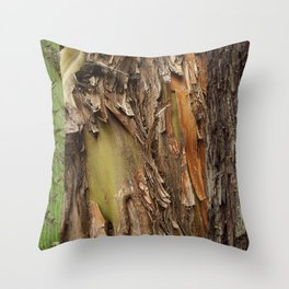 Cortex 3 Throw Pillow