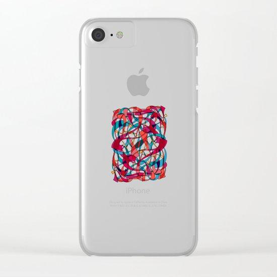 - dance - Clear iPhone Case