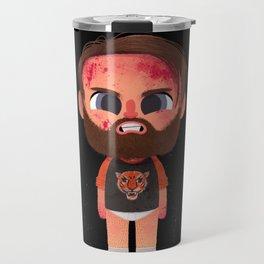 Creepy Cuties - Red Travel Mug