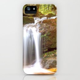 Ilse Waterfall Harz National Park Saxony-Anhalt Germany Ultra HD iPhone Case