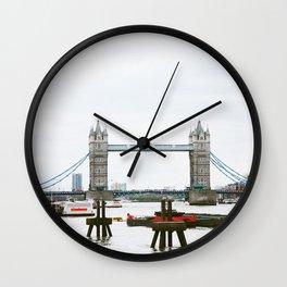 London Bridge (Ain't Falling Down) Wall Clock