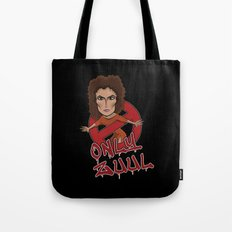 There is no Dana... Tote Bag