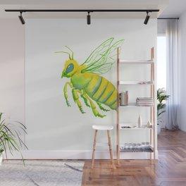 Honeybee Wall Mural