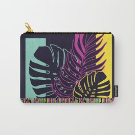 Neon Tropical #society6 #tropical Carry-All Pouch