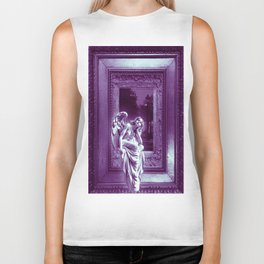 Angel of Bristol (Purple) Biker Tank