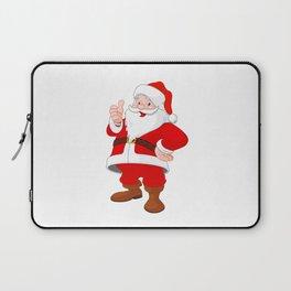 Santa Like Laptop Sleeve