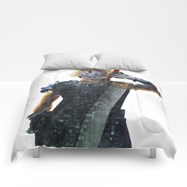 Soldier Living legacy Comforters