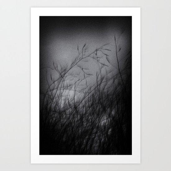 Sumi-e Art Print