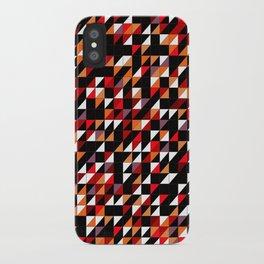 Sumi Retro Quilt iPhone Case