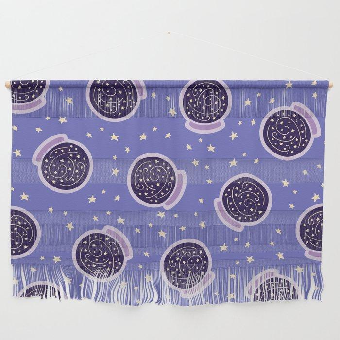 Crystal Ballin' Pattern Wall Hanging