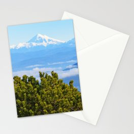 MOUNT BAKER FROM MOUNT CONSTITUTION ORCAS ISLAND Stationery Cards