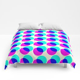 dots pop pattern Comforters