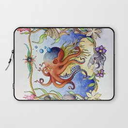 Octopus Wench Laptop Sleeve
