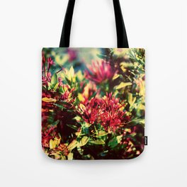 Double Exposure - Hana Tote Bag