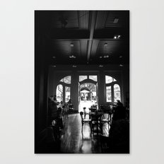 Coffebreak Canvas Print