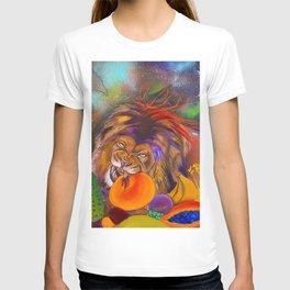 The Vegan Kiniun T-shirt