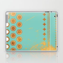 Mediterranean Summer (1) -m2collab Laptop & iPad Skin