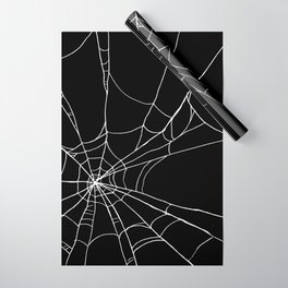 Spiderweb Wrapping Paper