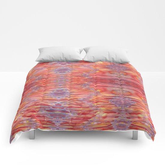 Desert Heat Comforters