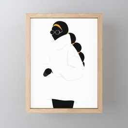 Christmas special Framed Mini Art Print