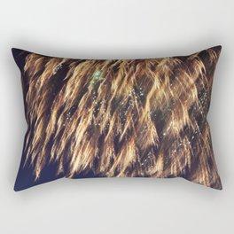 Raining Phoenix Rectangular Pillow