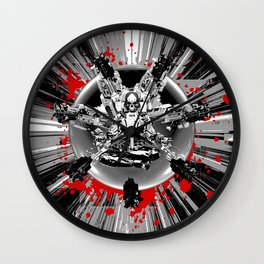 Dead Space Wall Clock