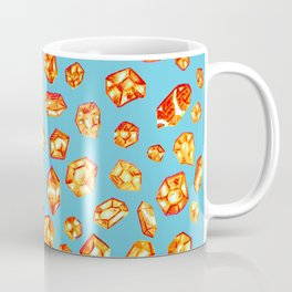 Gemstone Field Coffee Mug
