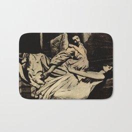 Vampire Stalker Bath Mat