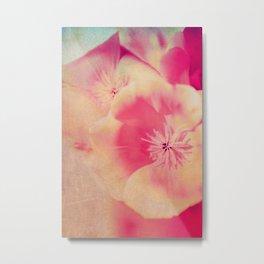 Poppies(delicate) Metal Print