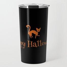 Happy Halloween! Travel Mug