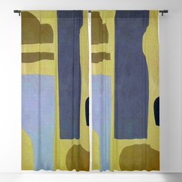 Jessica Dismorr Related Forms Blackout Curtain