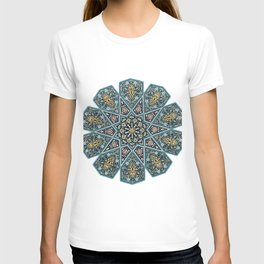Turquoise Star T-shirt