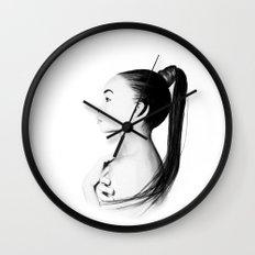 Ashley Moore  Wall Clock